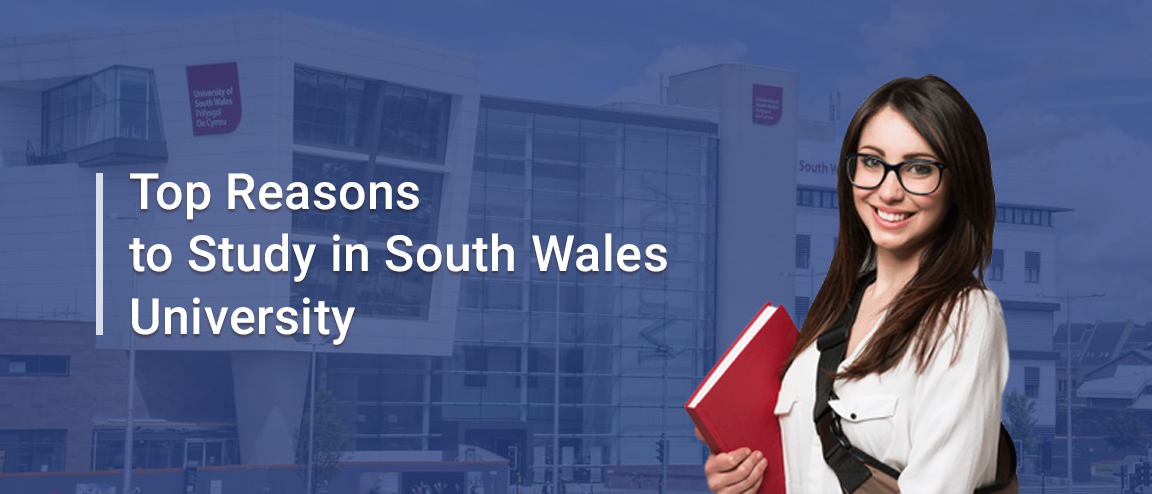 Why Study at the University of South Wales Dubai?
